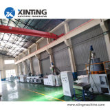 Plastic PE/PP/PVC/PPR Single/Double Screw Corrugated/Spiral Conduit Pipe Tube Hose Coiling Winding Extrusion/Extruder/Making Cutting Belling Profile Machine