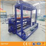 Hot Dipped Galvanized Fixed Knot Iron Fence Machinery, Farm Fence Machinery, Deer Fence Machine