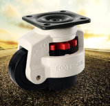 2 3 4 5 6 8 Inch Swivel Retractable Leveling Adjustable Industrial Heavy Duty Castor Wheel