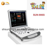 Sun-906s Cardiac/Vascular/Ob/Gyn Portable 3D 4D Echo Color Doppler Ultrasound Scanner