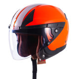 High Quality ABS Open Face Summer Helmet ECE & DOT Approved for Motorcycle