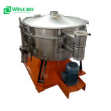 Silicone Printing Ink Rotary Tumbler Vibrating Sieve Shaker