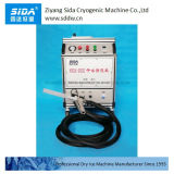 Sida Kbqx-30dg Single Hose Dry Ice Blasting Cleaning Machine with Dry Ice Pellets Used