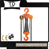 High Quality 1ton to 20ton Manual Tojo Chain Pulley Block Chain Lever Block