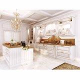 New Modern Custom Wood Kitchen Cabinets Furniture (YH-KC1009)
