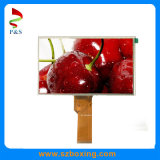 Industrial Panel 7 Inch TFT LCD Screen with Resolution 1024 (RGB) X 600 (with IIS)