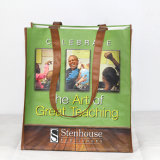 Custom Printed Promotional PP Woven Tote Gift Bag