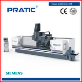 High Precision Long Travel CNC Lathe Machine for Aluminum Steel Drilling, Milling, Cutting