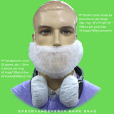 Sanitary Plastic/HDPE/LDPE/PE Ear/Head-Set/Microphone/Headphone/Micro-Phone/Mic/Ear-Piece/Mike/Head-Phone/Nonwoven/SMS Disposable PP Beard Cover/Headset Cover