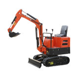 Chinese Cheap Mini Excavator of Forload Brand 1200kgs and 1500kgs Backhoe Excavator