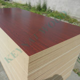China Factory High Quality MDF Melamine Laminated Board for Furniture