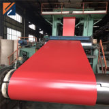 High Quality Factory Directly Sale PPGI Coil Corrugated Painted Material Rolls Pre Paint Rolls