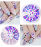 Art Nail Decorations Sticker Beauty Nail Tips Supplies Manicure Crystal Stone Rhinestone Beauty Appliance Manicure&Pedicure Set Peals