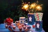 OEM Cheap Mix Multiple Christmas Holidays Wedding Drinking Paper Straws