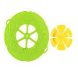 Multi-Function Cooking Kitchen Tool Silicone Spill Stopper Lid Cover