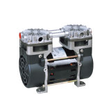High Vacuum -95kpa Silent Portable Oil Free Piston Vacuum Pump with CE Certification for Lab Vacuum Filtration Vacuum Drying Automation Vacuum Packaging Lifting