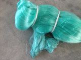 0.3mm, Monofilament Fishing Net with Double Knots, Chao Hu Factory