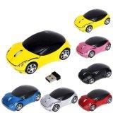 Wholesale Car Shape Wireless Optical Mouse
