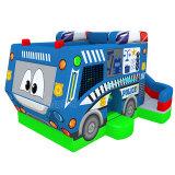Orignal Design Bouncer Castle Inflatable Policeman Car Bouncer