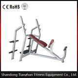 Gym Fitness Equipment / Olympic Incline Bench
