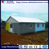 Four-Storey Framed Steel Structural Small Prefab Cabins