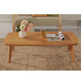 Furniture Natural Bamboo Rectangle Tea Coffee Table