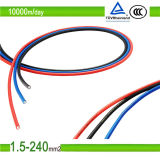 2.5mm2/4mm2/6mm2 Red Color PV Solar Flat Photovoltaic Cable