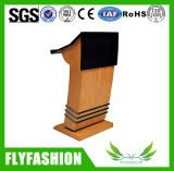 High Quality Wooden Lecture Table Speech Table for Wholesale (SF-14T)