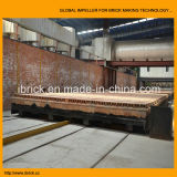 Gas Fired Clay Block Tunnel Kiln Brick Kiln Car