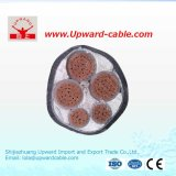 High Flexible Coaxial Cable for Best Price High Voltage Power Cable