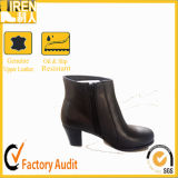 Women Lady High Heel Military Police Army Officer Shoes