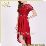 Hot Selling Lace Maxi Dress Women One Shoulder Dresses Design