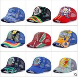 Custom Printed Mesh Cap, Trucker Cap, Sport Cap, Baseball Cap in Various Size, Material, and Design