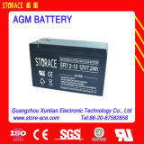 SGS Good Price UPS Battery 12V AGM Battery