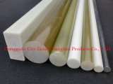 Transparent Epoxy Fiber Rods with Heat-Resiatant Quality