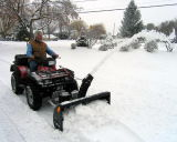 ATV Snow Thrower - ATV Parts Accessories