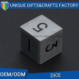 Custom 6 Sided Metal Dice Art Crafts Souvenir 2017 New