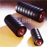 Libo High Frequency Tube Idler Roller for Harbor Conveyor System
