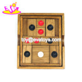2018 Top Fashion Educational Unlock Wooden Puzzle Games for Adults W11c053