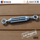 Drop Forged Galvanized Turnbuckle DIN1480