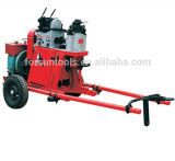 Portable Trailer Mounted Engineering Drilling Rig (RH-100)
