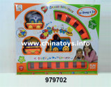 B/O Railway Train Car Vehicle with Light & Music (979702)