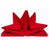 5 Star Hotel Napkins Pre-Folded Paper Napkins Types Napkin Folding