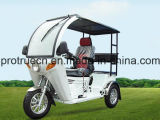 Handicapped Tricycle with Top Cover