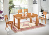 Solid Wooden Dining Desk Living Room Furniture (M-X2369)