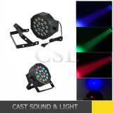 Cheap Plastic RGB LED PAR Can Stage Lighting
