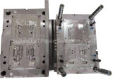 Custom-Defined Glossy/Mirror Plastic Injection Mold for Das Auto Logo