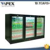 Australia Style 320L Back Bar Fridge Display Cooler with Ce, CB