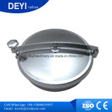 250mm SUS304 Manhole Cover with Stainless Steel Locking Knobs
