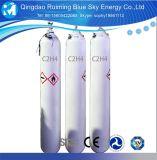 Purity 99.95% Ethylene Gas C2h4 Ethene Acetene Athylen for Food Industry
